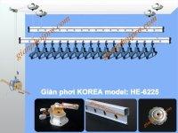 Giàn phơi thông minh Korea HE-6225