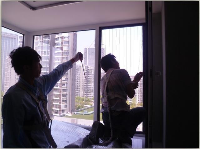 thi công lưới an toàn cửa sổ đẹp
