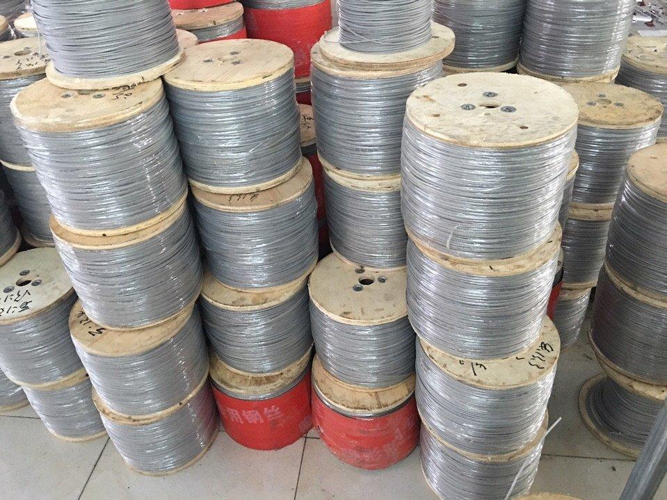 vật tư dây cáp làm lưới an toàn